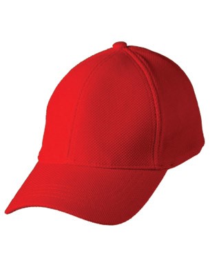 Picture of Winning Spirit - CH70 - Pique Mesh Fitted Structured cap