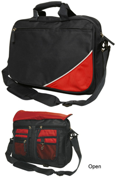 Picture of Winning Spirit - B1002 - Flap Satchel/Shoulder Bag