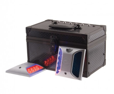 Picture of VisionSafe -DF6RD - DURO-FLASH Lights in Recharging Case