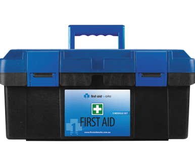 Picture of VisionSafe -FAWNP - NATIONAL WORKPLACE - FIRST AID KIT