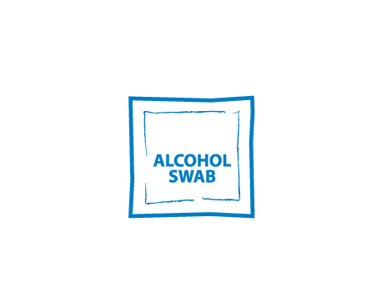 Picture of VisionSafe -FCASW100 - Alcohol Swabs