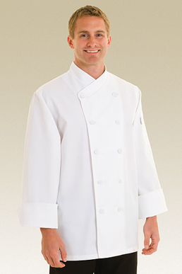 Picture of Chef Works - COCC - St. Maarten Chef Coat