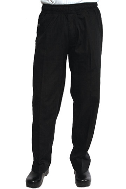 Picture of Chef Works - BSOL-BLK - Black Better Built Baggy