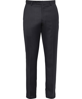 Picture of VAN HEUSEN - AVET202 - VAN HEUSEN EVERCOOL FLAT FRONT TROUSER FEATURING COLDBLACK TECHNOLOGY
