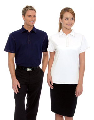 Picture of Grace Collection - ST1012_Ladies - Ladies Raymond Polo