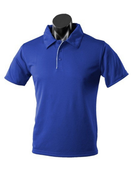 Picture of Aussie Pacific - 1302-Yarra Mens Polo Shirts