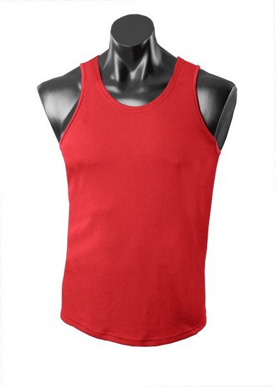 Picture of Aussie Pacific - 1107-Botany Mens Singlet