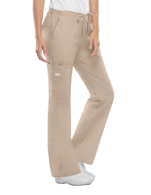 Picture of CHEROKEE-CH-4044-Cherokee Workwear Womens Drawstring Scrub Pants