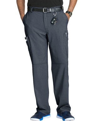 Picture of CHEROKEE-CH-CK200A-Cherokee Infinity Mens Antimicrobial Fly Front Cargo Pant