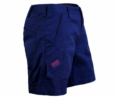 Picture of Ritemate Workwear-RM2020-Light Weight Narrow Leg Short (Unisex Short)