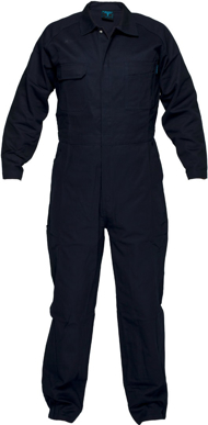 Picture of Prime Mover-MW915-REGULAR WEIGHT NAVY COVERALL