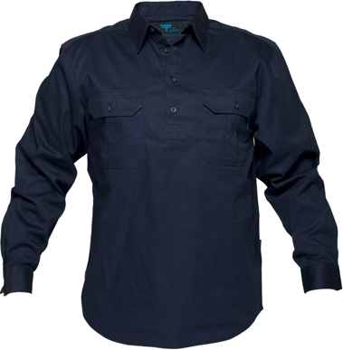 Picture of Prime Mover-MC903-Cotton Drill Shirt