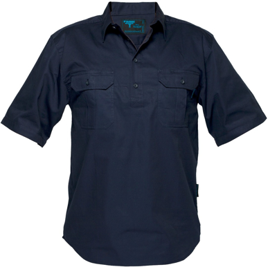 Picture of Prime Mover-MC905-Cotton Drill Shirt