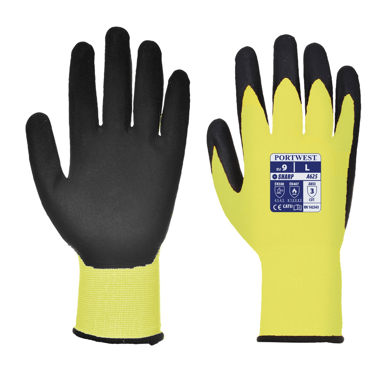 Picture of Prime Mover-A625-Vis-Tex 5 Cut Resistant Glove