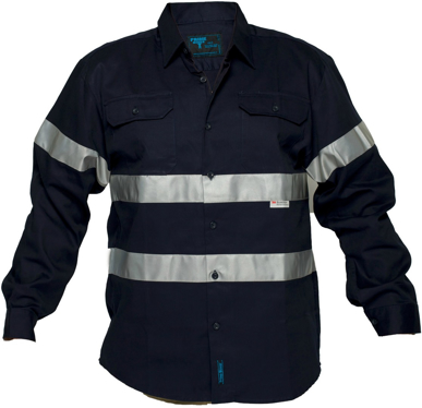 Picture of Prime Mover-MA908-Cotton Drill Shirt