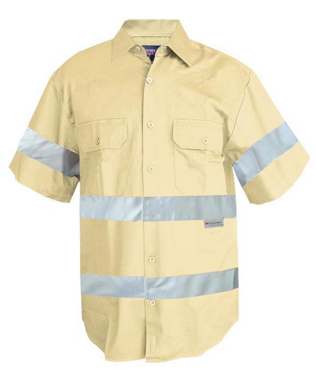Picture of Prime Mover-MA909-Cotton Drill Shirt