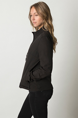 Picture of Be seen-BKSSJ750L-Soft shell Jacket Ladies