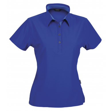 Picture of Stencil Uniforms-1159- Ladies S/S ARGENT POLO