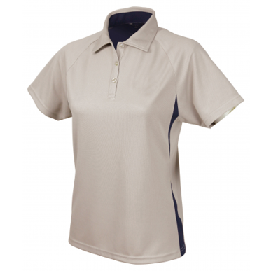 Picture of Stencil Uniforms-1157-Ladies S/S ARCTIC POLO