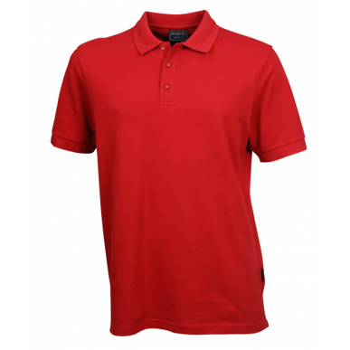Picture of Stencil Uniforms-7015-Mens S/S TRAVERSE POLO