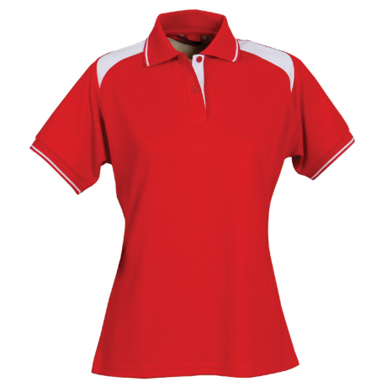 Picture of Stencil Uniforms-1023-Ladies S/S CLUB POLO