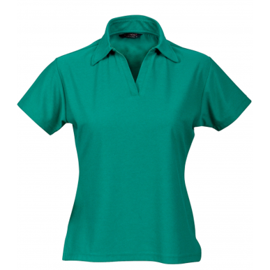Picture of Stencil Uniforms-1130-Ladies S/S SOLAR-LITE POLO