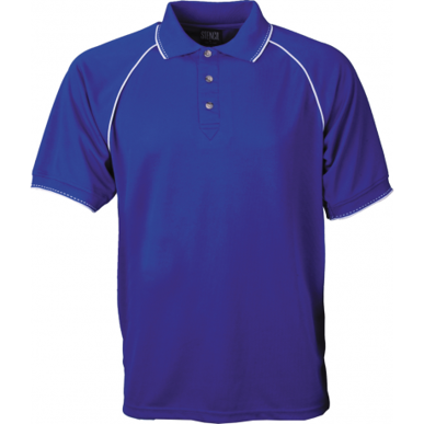 Picture of Stencil Uniforms-1010-Mens S/S ORIGINAL COOL DRY POLO