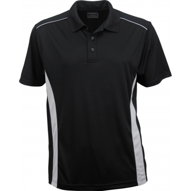 Picture of Stencil Uniforms-7011-Mens S/S PLAYER POLO