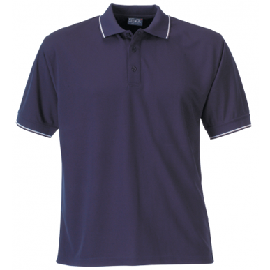 Picture of Stencil Uniforms-1010D-Mens S/S LIGHTWEIGHT COOL DRY POLO