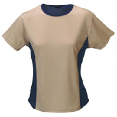 Picture of Stencil Uniforms-1110E- Ladies S/S COOL DRY T-SHIRT