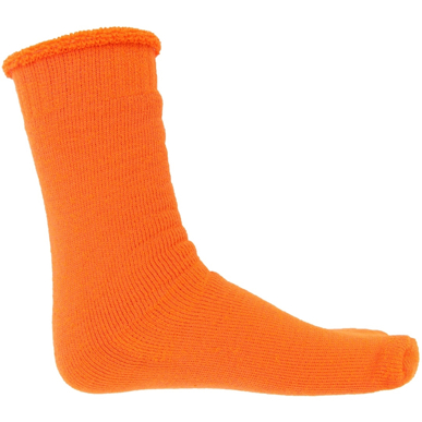 Picture of DNC Workwear-S103-HiVis Woolen Socks - 3 pair pack