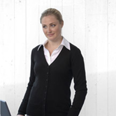 Picture of Gear For Life-WEGMCD-Merino Cardigan - Womens