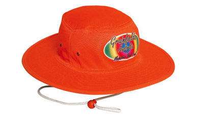 Picture of Headwear Stockist-3024-Luminescent Safety Hat