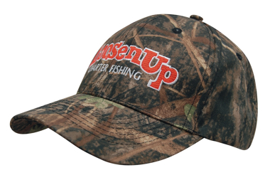 Picture of Headwear Stockist-4121-True Timber Camouflage 6 Panel Cap