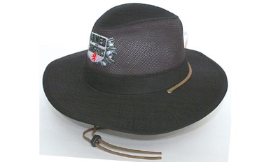 Picture of Headwear Stockist-4276-Safari Cotton Twill Mesh hat