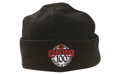 Picture of Headwear Stockist-4235-Micro Fleece Beanie - Toque