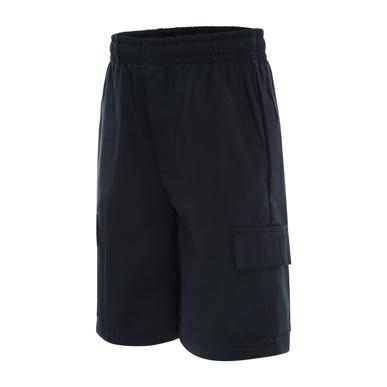 Picture of LW Reid-B586CS-Phillip Boys' Gaberdine Cargo Shorts