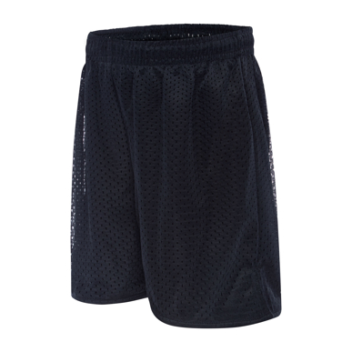Picture of LW Reid-5966MS-McKay Mesh Shorts with Side Splits