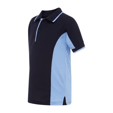 Picture of LW Reid-5220TP-Monash Side-Panel Polo