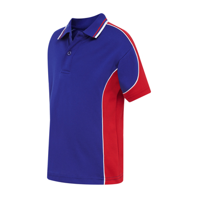 Picture of LW Reid-5760MP-Duffield Side Panel Sports Polo