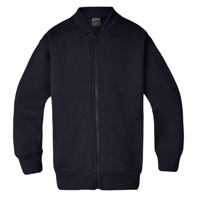 Picture of LW Reid-5310JK-Cunningham Fleecy Zip Jacket