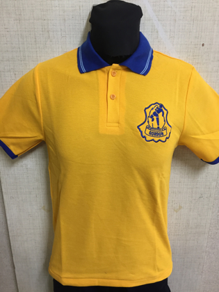 Picture of Maryborough West State School - Sports Polo Gold
