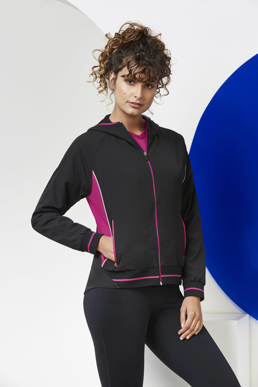 Picture of Biz Collection-J920L-Ladies Titan Jacket