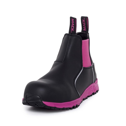 Picture of Mack Boots-MK000FUEL-Fuel Elastic Side Boot - Ladies