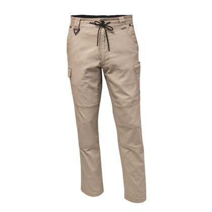 Picture of Mack Workwear-MKALP0001-Alloy Stretch Twill Cargo Pant
