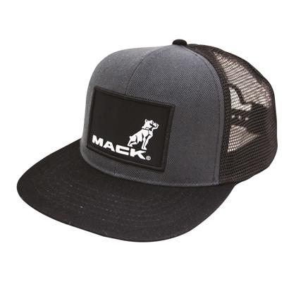 Picture of Mack Workwear -MKTRUKHAT-Flat Brim Trucker Hat