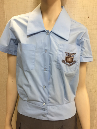 Picture of Maryborough State High Junior Formal Blouse