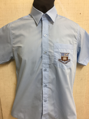 Picture of Maryborough State High Junior Formal Shirt
