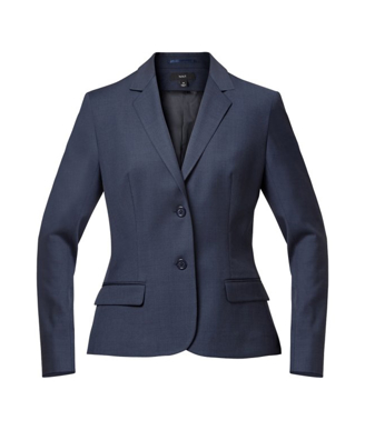 Picture of NNT Uniforms-CAT1F4-BLN-2 Button Mid Length Detail Jacket