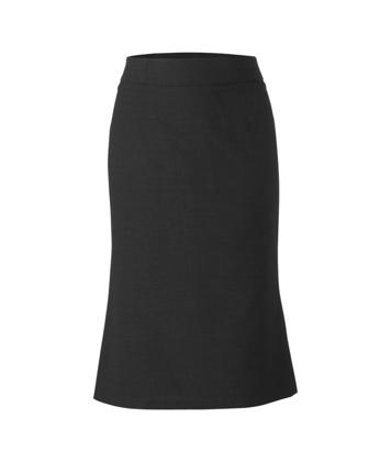 Picture of NNT Uniforms-CAT2BW-CHP-Long Line Skirt